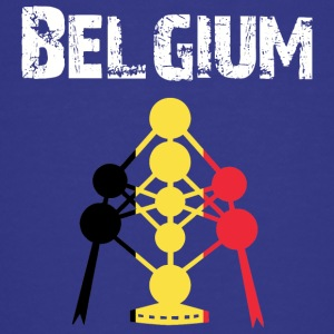 Nation design Belgium - Teenage Premium T-Shirt