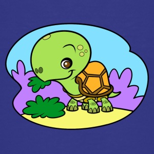 Tiny Turtle - Teenager Premium T-Shirt