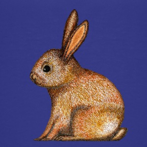 Osterhase Hase Ostern - Teenager Premium T-Shirt