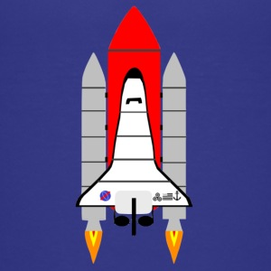 Spaceship - Teenage Premium T-Shirt