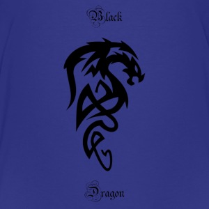 tribal Drage - Teenager premium T-shirt