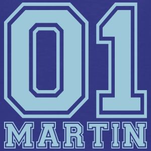 Martin - Name - Teenage Premium T-Shirt