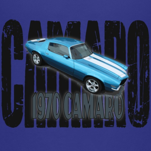 70 Camaro - Teenager premium T-shirt