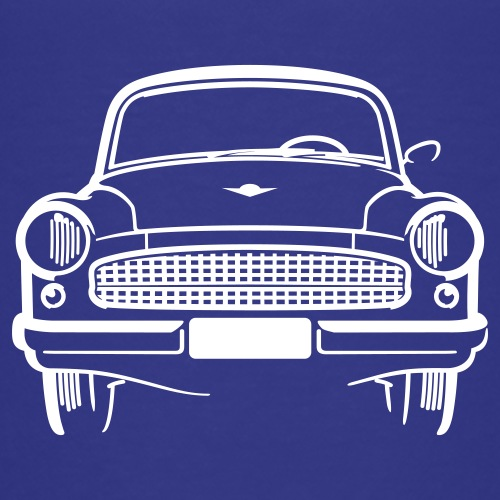 Wartburg 311 front - Teenage Premium T-Shirt