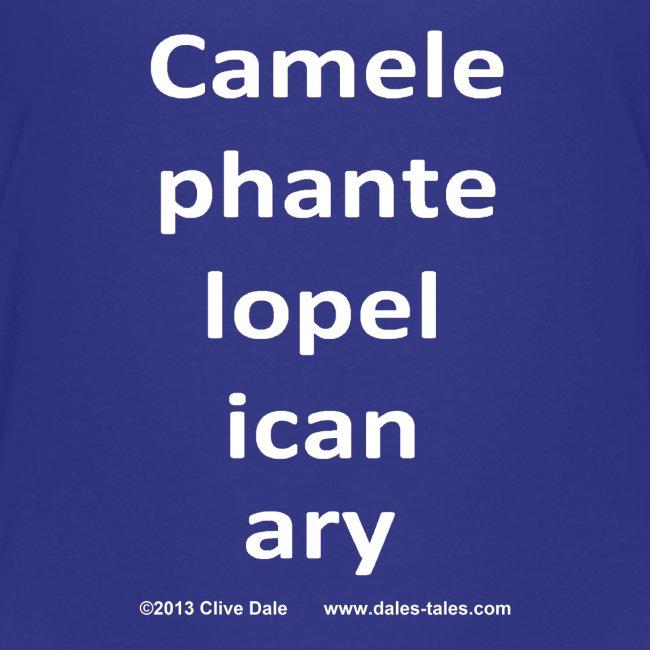 camelepha 5lines white