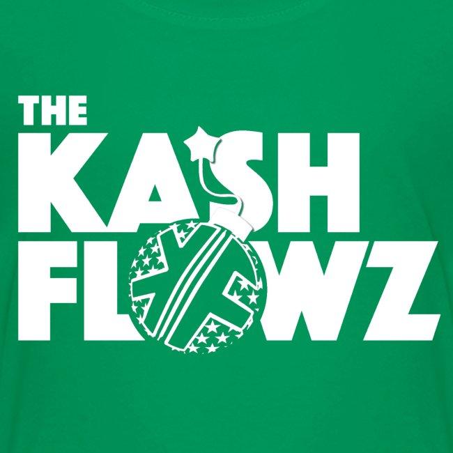 The Kash Flowz Official Bomb White