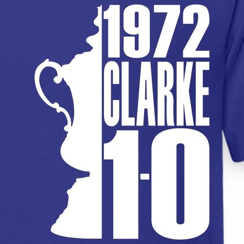 CLARKE 72 - Teenage Premium T-Shirt
