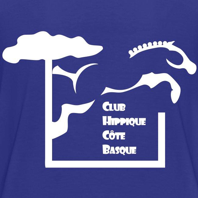 Club Hippique Côte Basque   RectoVerso