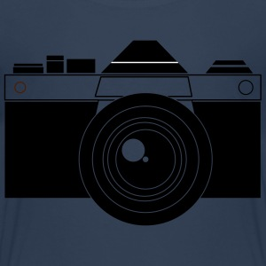 Camera Vector - Teenage Premium T-Shirt
