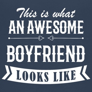 Awesome Boyfriend - Teenager Premium T-Shirt