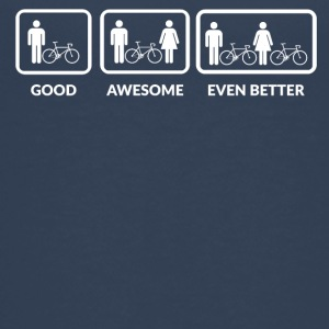 AWESOME - Teenager Premium T-Shirt