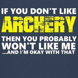 T-Shirt Archer - Teenage Premium T-Shirt