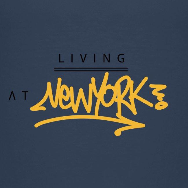Living @ New-York Street Letters