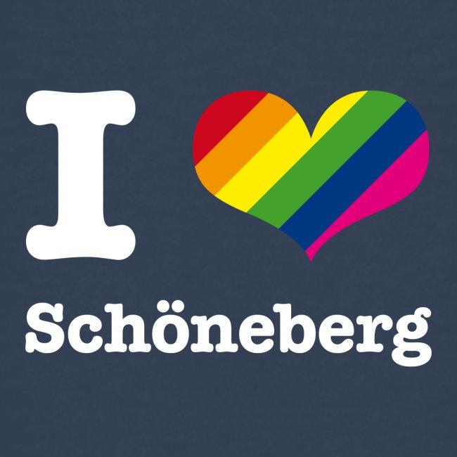 I love Schöneberg Rainbow