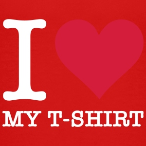 I Love My T-Shirt - Teenage Premium T-Shirt