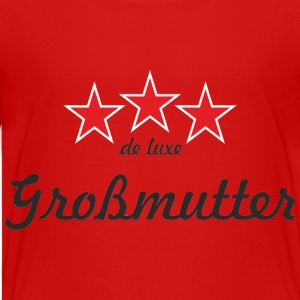 gro--mutter_de_luxe - Teenager Premium T-Shirt