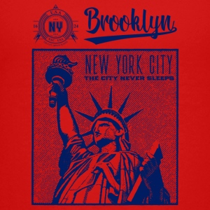 New York · Brooklyn - Teenager premium T-shirt