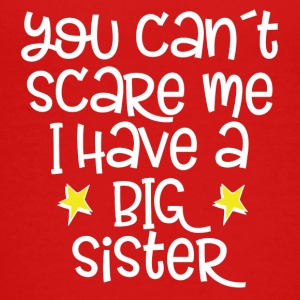 You can't scrape me - big sister - Teenage Premium T-Shirt
