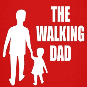 the walking dad - Teenage Premium T-Shirt