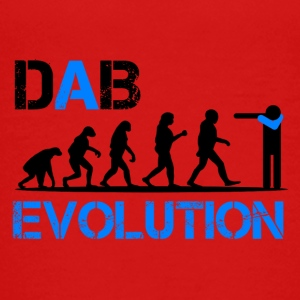 DAB EVOLUTION / Homo Dabens - Teenage Premium T-Shirt