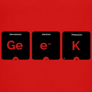 geek - Teenage Premium T-Shirt