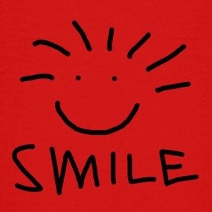 Smile - Teenage Premium T-Shirt