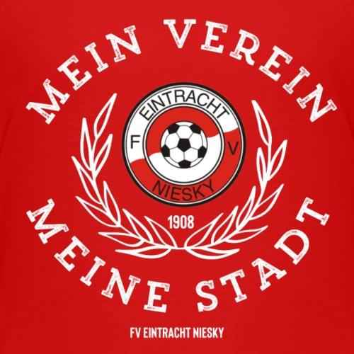 Meine Stadt Mein Verein - Teenager Premium T-Shirt