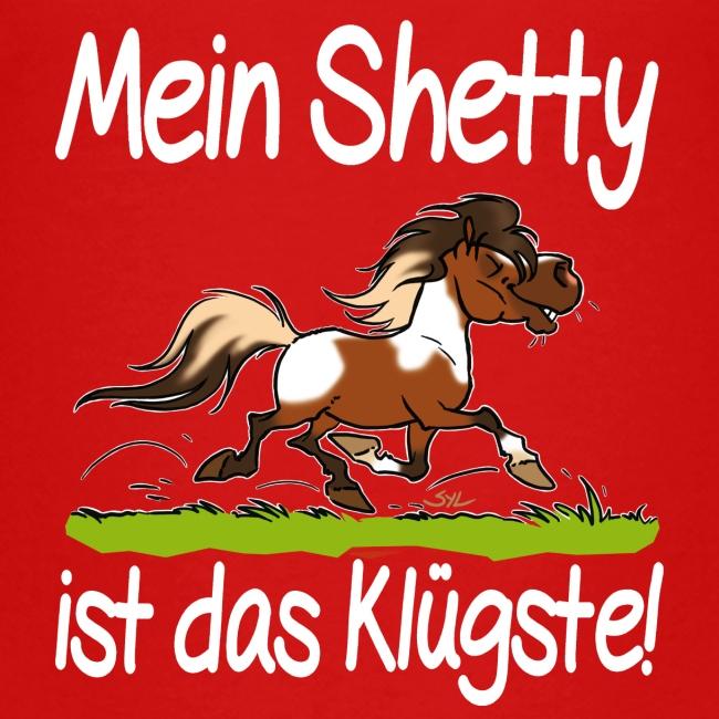 Mein Shetty das Klugste (Text weiss