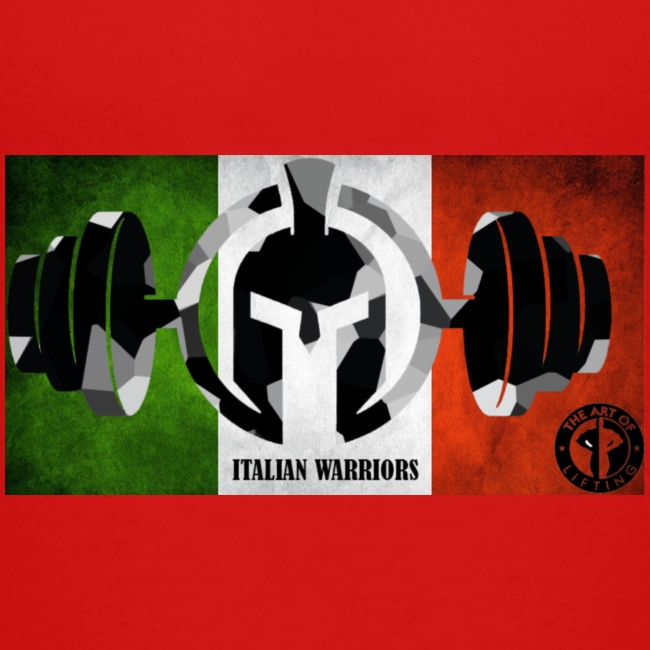 ItalianWarriors90-ItalianFlag