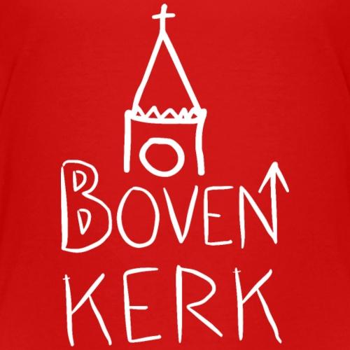 Bovenkerk wit - Teenager Premium T-shirt