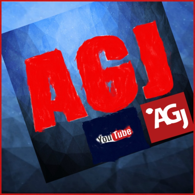 AGJ Nieuw logo design