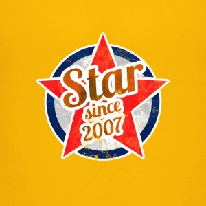 Gift for Stars born in 2007 - Teenage Premium T-Shirt
