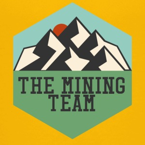 Mijnbouw The Mining Team - Teenager Premium T-shirt