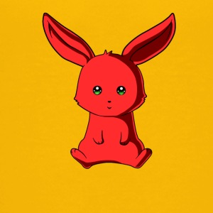 Rote Hase - Teenager Premium T-Shirt