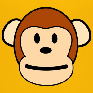 Monkey - Teenage Premium T-Shirt