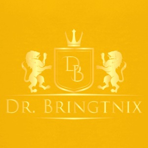 Dr.Bringtnix luxury coat of arms Löwengold - Teenage Premium T-Shirt