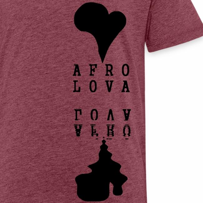 Reflet Afro Lova Rouge