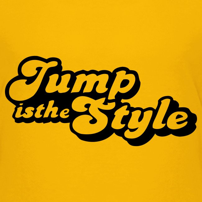 jump is the style pimp