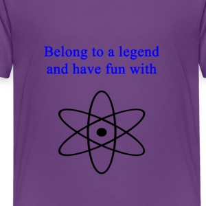Be_a_legend - Teenager Premium T-Shirt