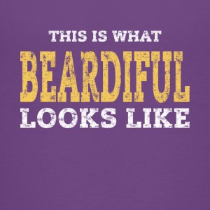 beardiful v1 - Teenager Premium T-Shirt