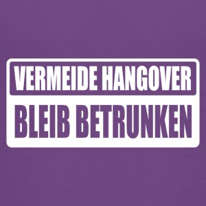 Hangover - Teenager Premium T-Shirt