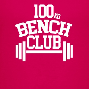 100 KG BANCO CLUB - Camiseta premium adolescente