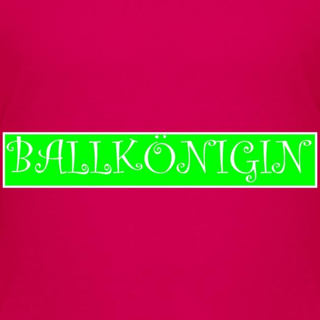 Ballkönigin