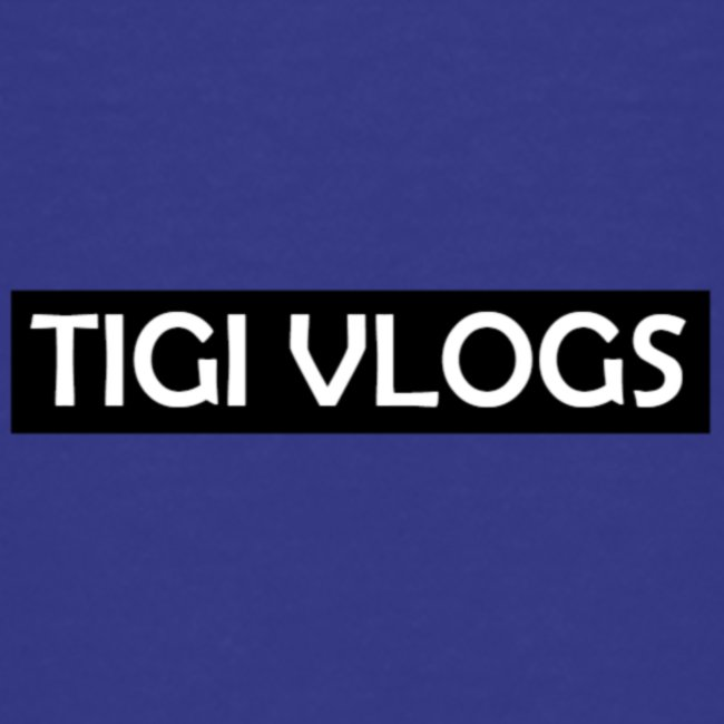 TigiVlogs Merch 3.0