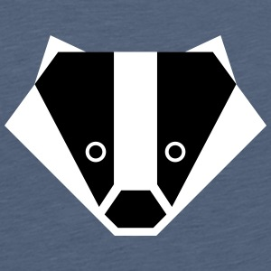 Badger Senior - Teenage Premium T-Shirt