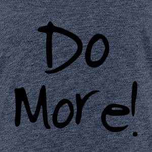 Do More! - Teenage Premium T-Shirt