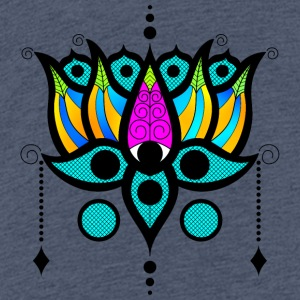 Lotus-Mandala - Teenager Premium T-Shirt