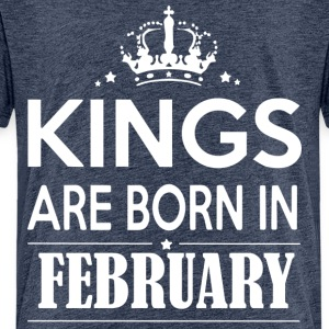 King February birthday gift - Teenage Premium T-Shirt