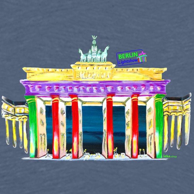 Neu! Brandenburger Tor/BerlinLightShow Collection