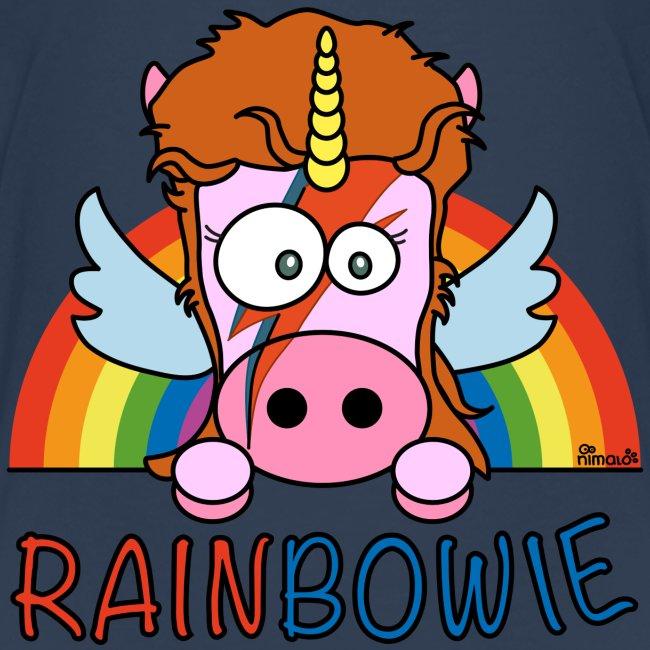 Licorne RainBow Bowie